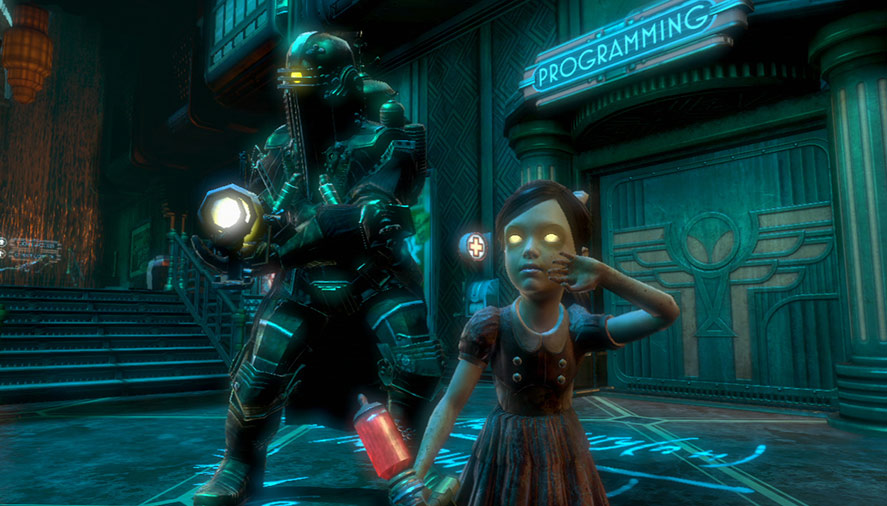 bioshock free  full game mac