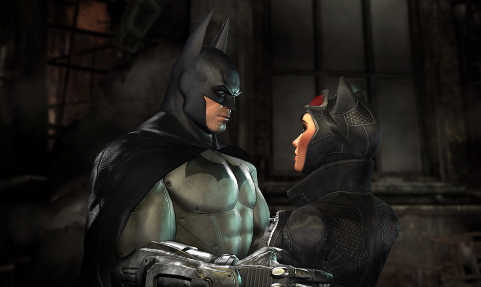 To escape Arkham City, the World's Greatest Detective will need to enlist the help of a certain Cat Burglar.