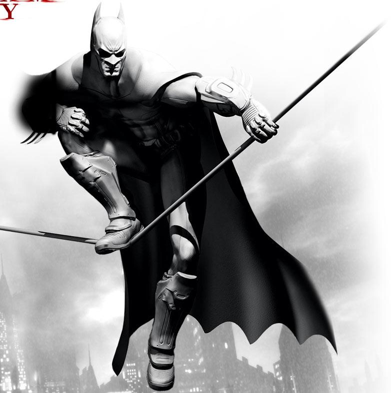 batman arkham city dmg