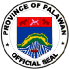 Provincial seal of Palawan