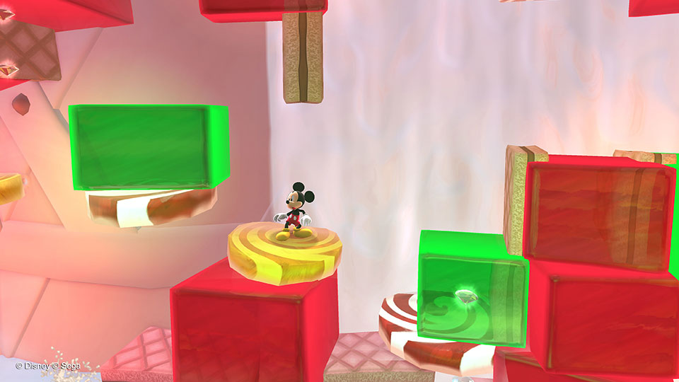 A confounding maze of delicious desserts puts Mickey in a sticky situation!