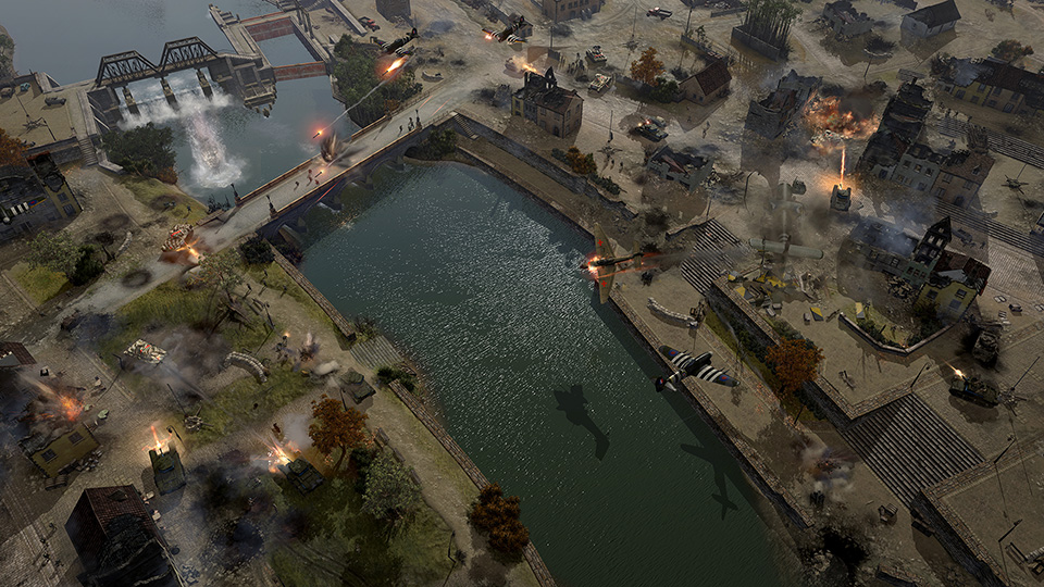company of heroes 2 for mac and linux expansions feral interactive. Black Bedroom Furniture Sets. Home Design Ideas