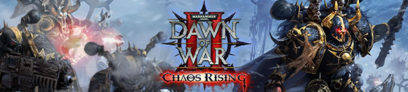 Warhammer® 40,000®: Dawn of War® II - Chaos Rising