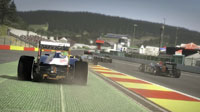 The Circuit de Spa-Francorchamps is one of the most challenging race tracks in the world.