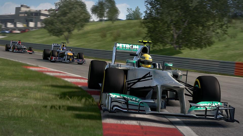 Monza Race Track Car Rental