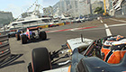 Force India falls behind the competition on Monaco's glamorous marina.