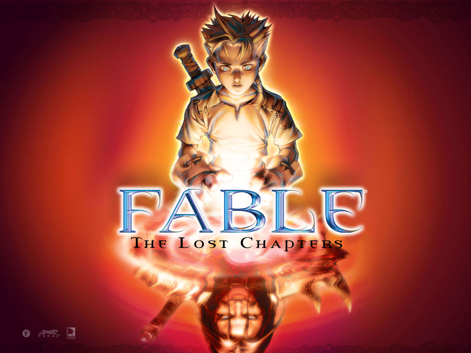Игру Fable The Lost