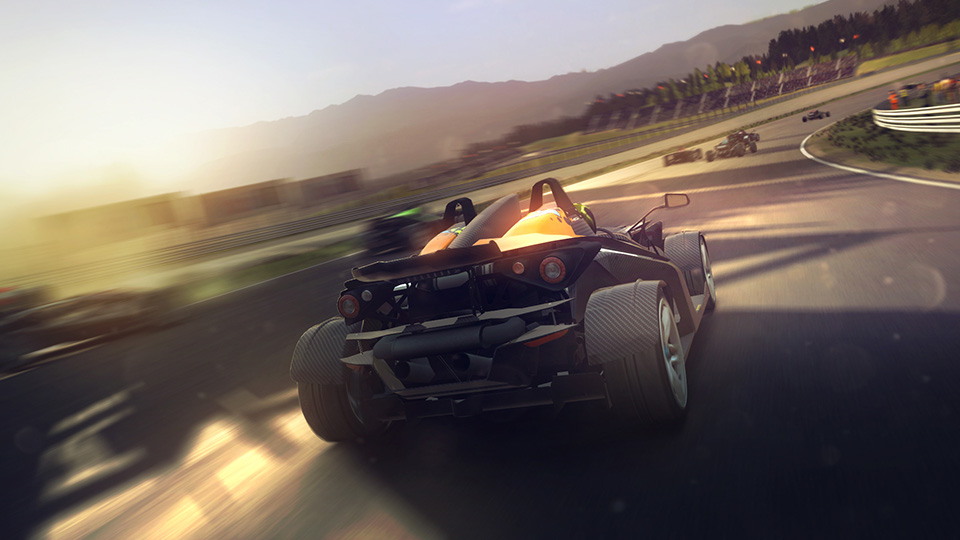 The ultra-light KTM X-Bow pushes the limits of automotive engineering.