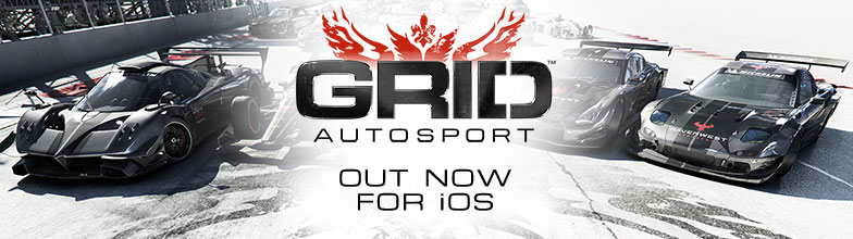 GRID™ Autosport for iOS