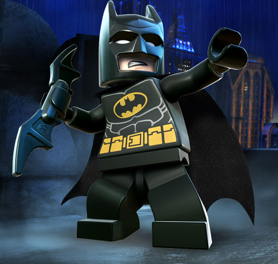 LEGO Batman 2: DC Super Heroes for Mac - Characters | Feral ...
