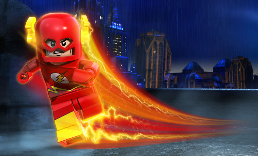 LEGO Batman 2: DC Super Heroes for Mac - Characters ...