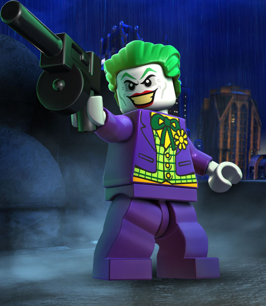 lego batman 2 how to buy characters