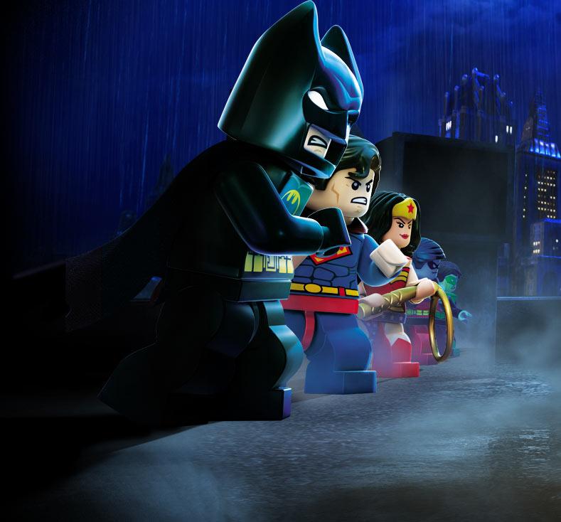 LEGO Batman 2: DC Super Heroes for Mac | Feral Interactive