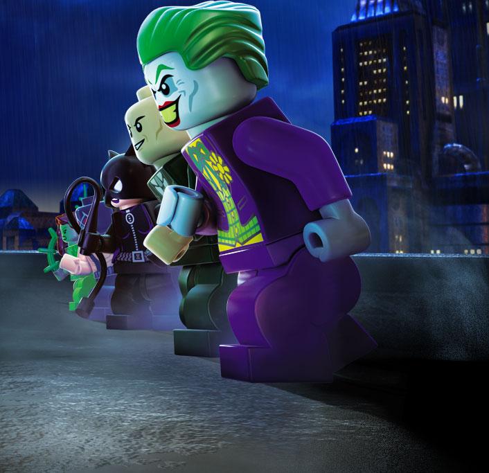 Lego Batman 2 Mac Download