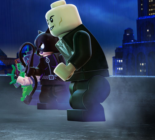LEGO Batman 2: DC Super Heroes for Mac | Feral Interactive