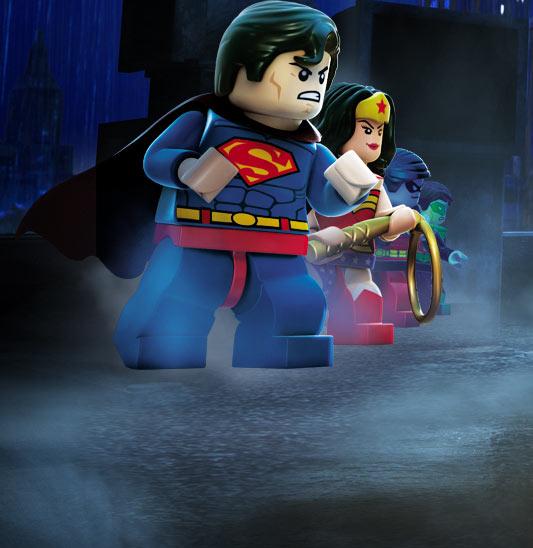 LEGO Super Interactive 2: Mac Batman for DC Heroes | Feral