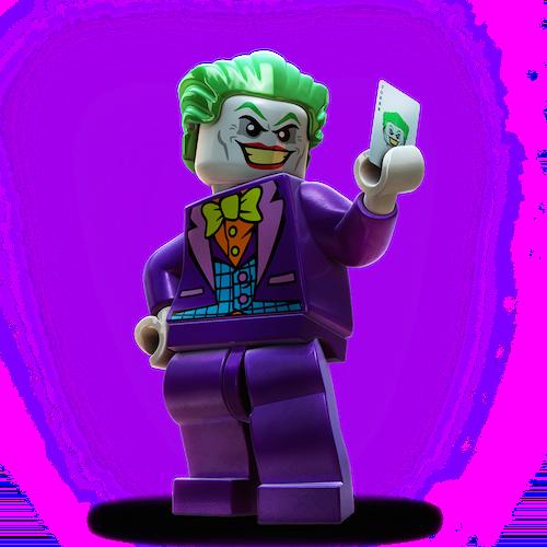 Lego Batman 3 Saint Walker