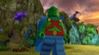 Martian Manhunter prepares to explore Odym, the lush homeworld of the Blue Lantern Corps.