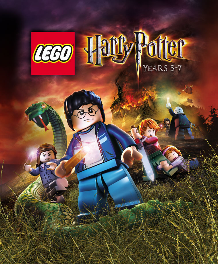 how to buy characters in lego harry potter years 5-7