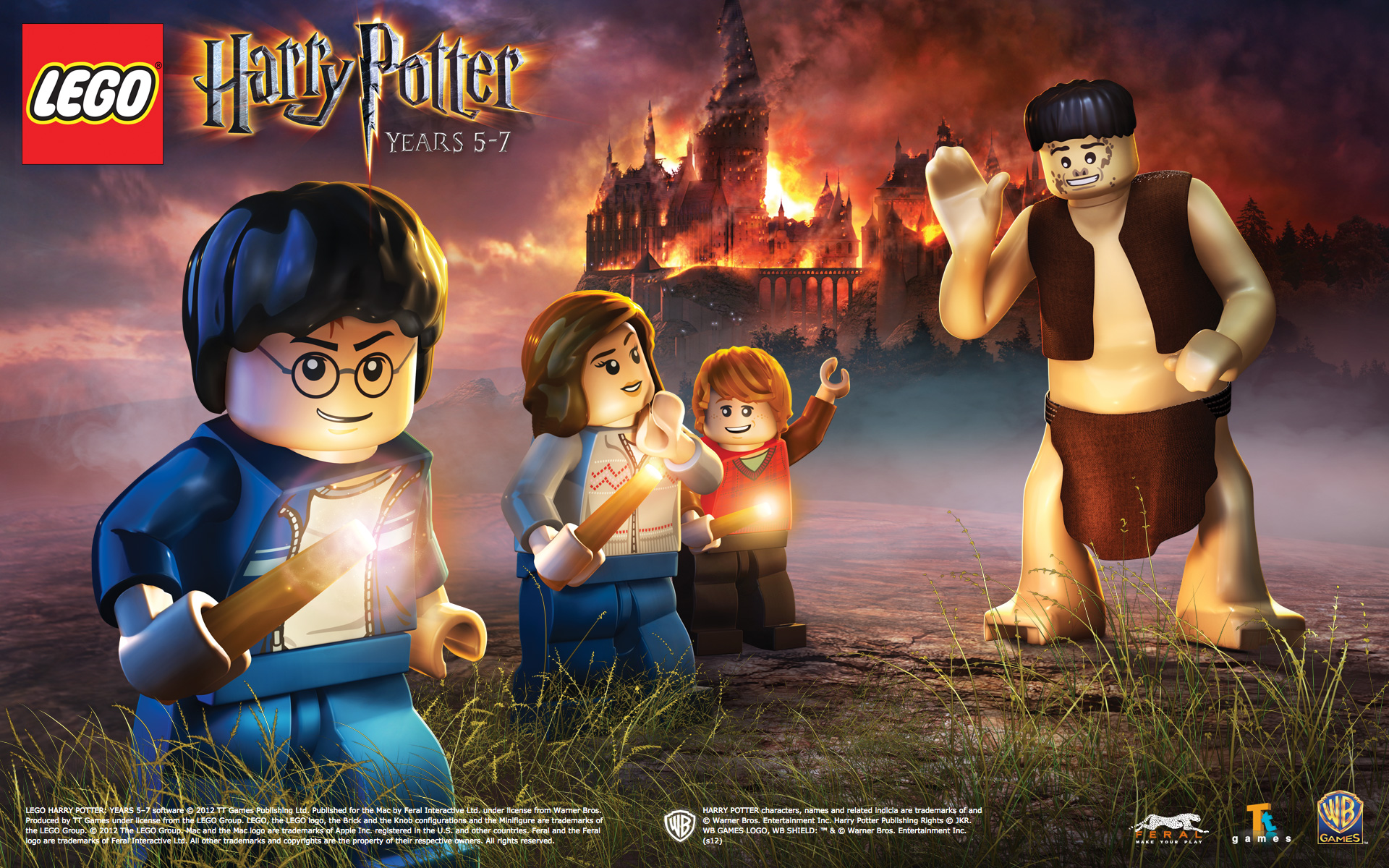 lego harry potter years 57 for mac media feral