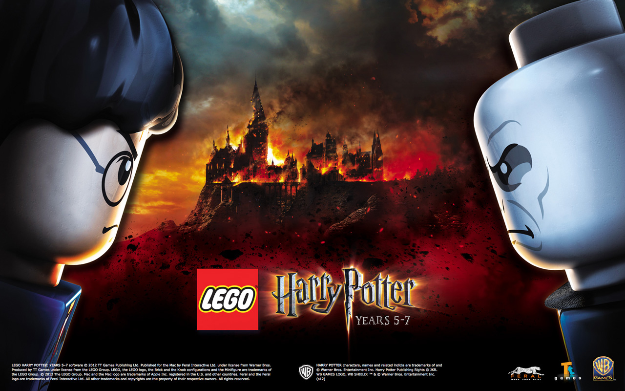 Hd wallpaper hunting - Lego Harry Potter Years 5 7 For Mac Media Feral