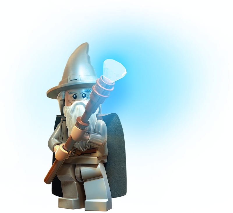 lego the hobbit for mac characters feral interactive