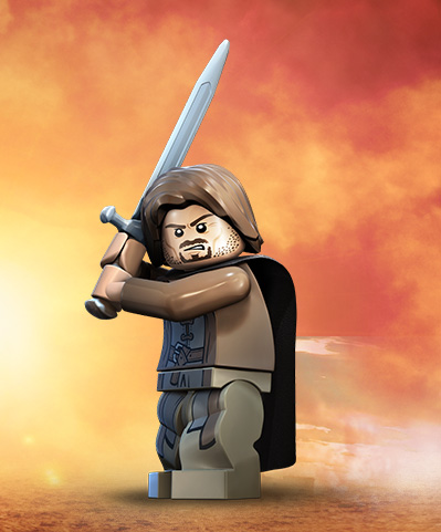 lego lord of the rings how to buy characters