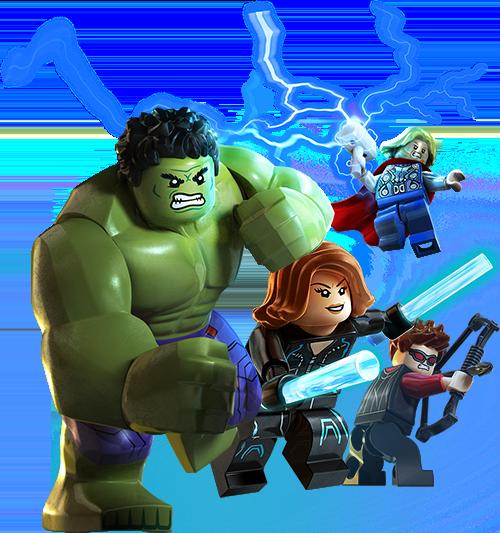 LEGO® Marvel's Avengers For Mac