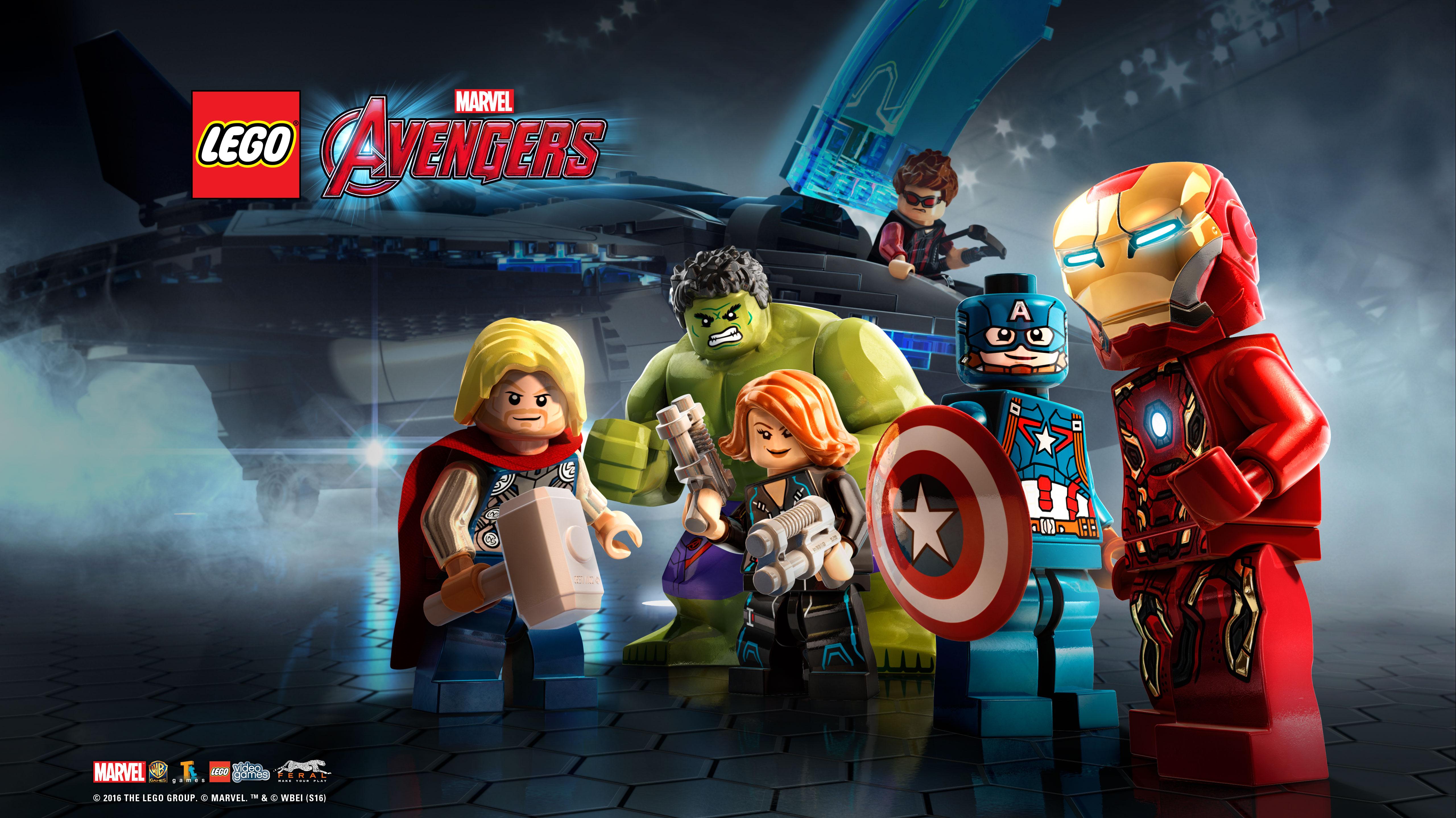 Lego Marvel S Avengers For Mac Media Feral Interactive