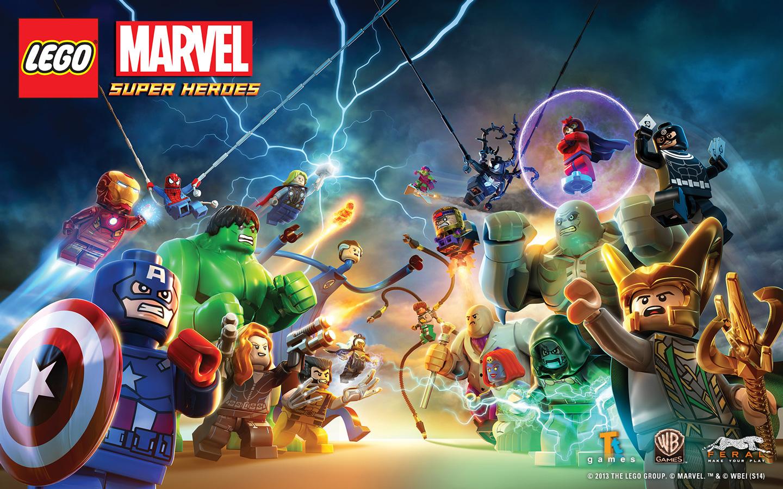 Lego 174 Marvel Super Heroes Pour Mac M 233 Dias Feral