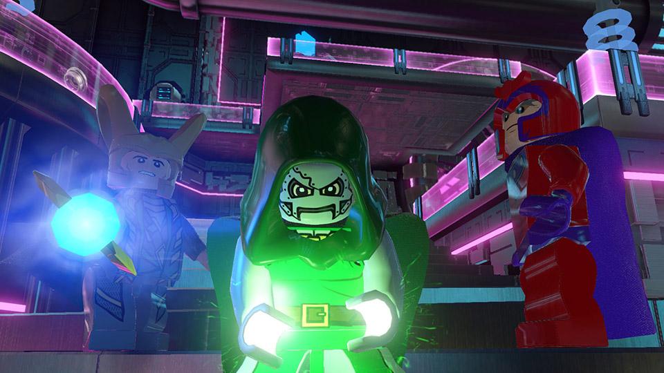 LEGO® Marvel™ Super Heroes for Mac - Media | Feral Interactive