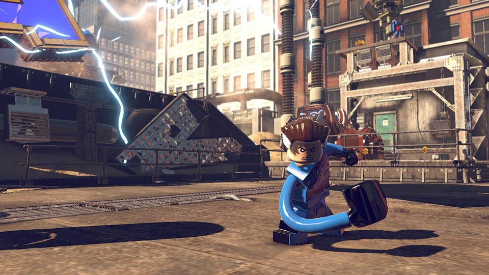 LEGO® Marvel™ Super Heroes for Mac - Media   Feral Interactive