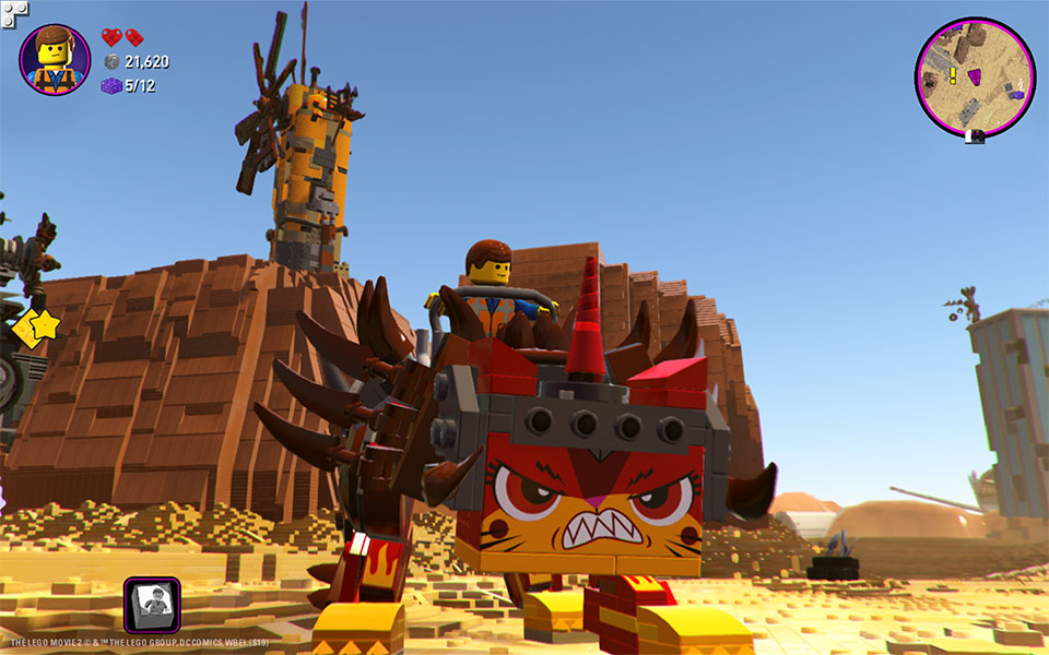 The Lego Movie 2 Videogame For Mac Feral Interactive