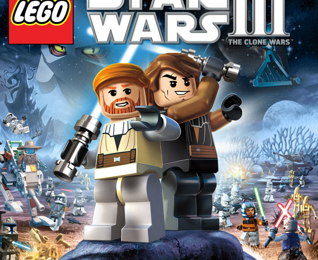 LEGO Star Wars III: The Clone Wars for Mac | Feral Interactive