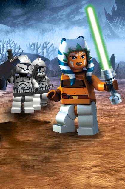 Lego Star Wars 3 For Mac