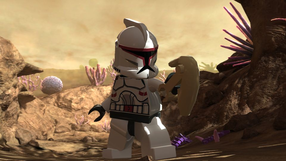 Alas, poor battle droid, I knew him well.
