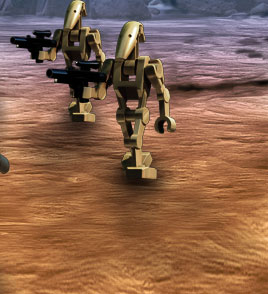 Background Droids
