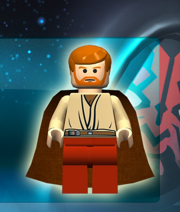 LEGO Star Wars: The Complete Saga for Mac - Characters | Feral ...