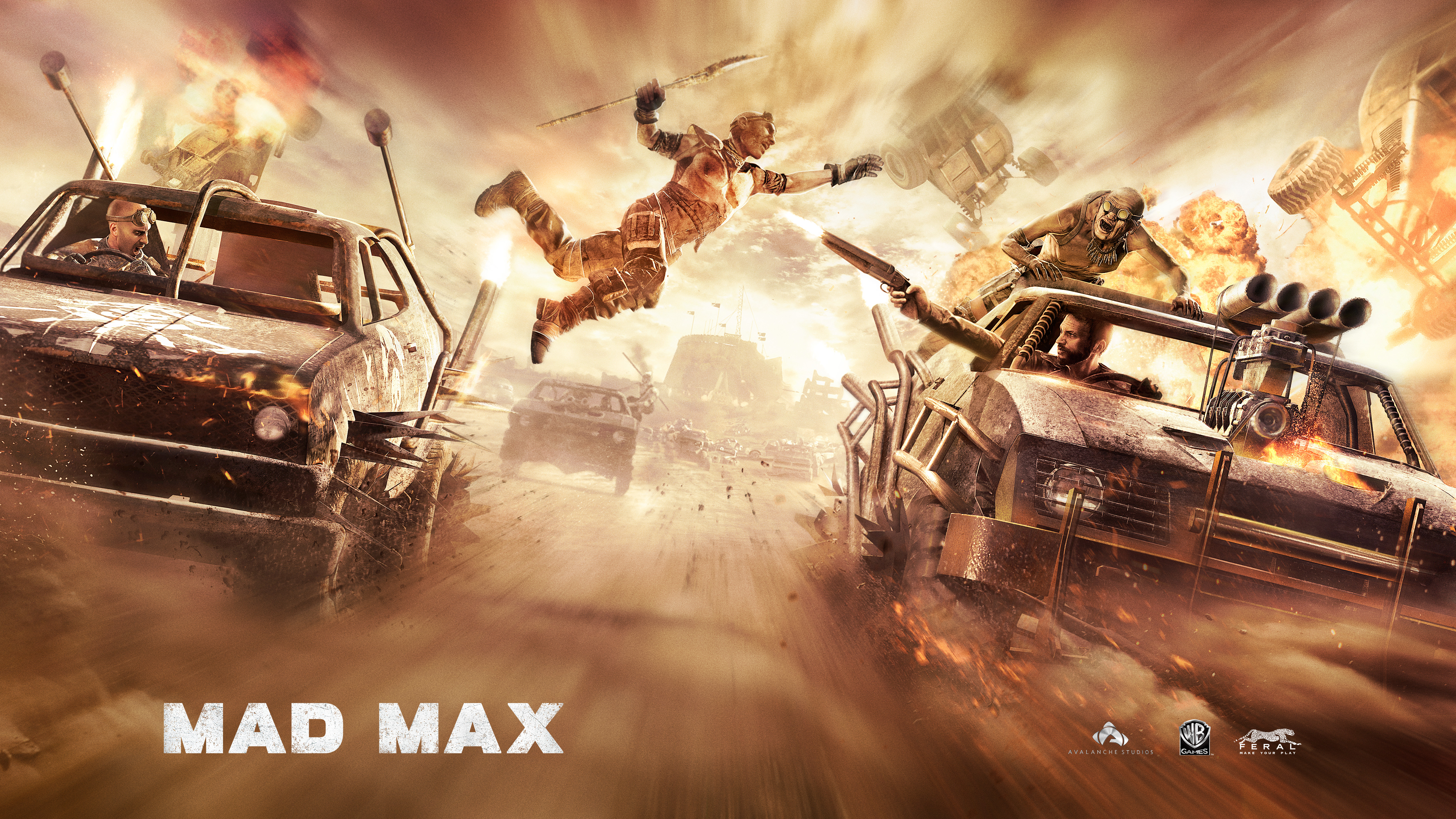 mad max for mac and linux