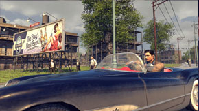 Mafia 2 Feature