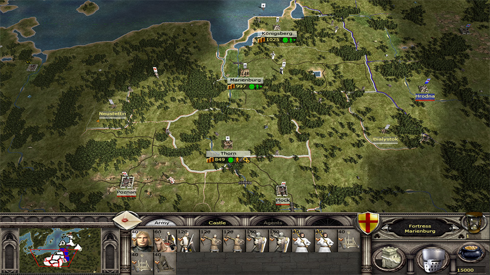 Medieval II: Total War™ for Mac - Kingdoms | Feral Interactive