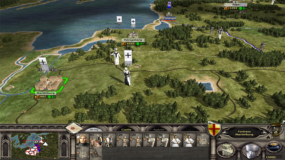 Meval II: Total War™ for Mac - Kingdoms | Feral Interactive on game of thrones kingdom map, empire total war map, current world conflict map, medieval 2 total war map,