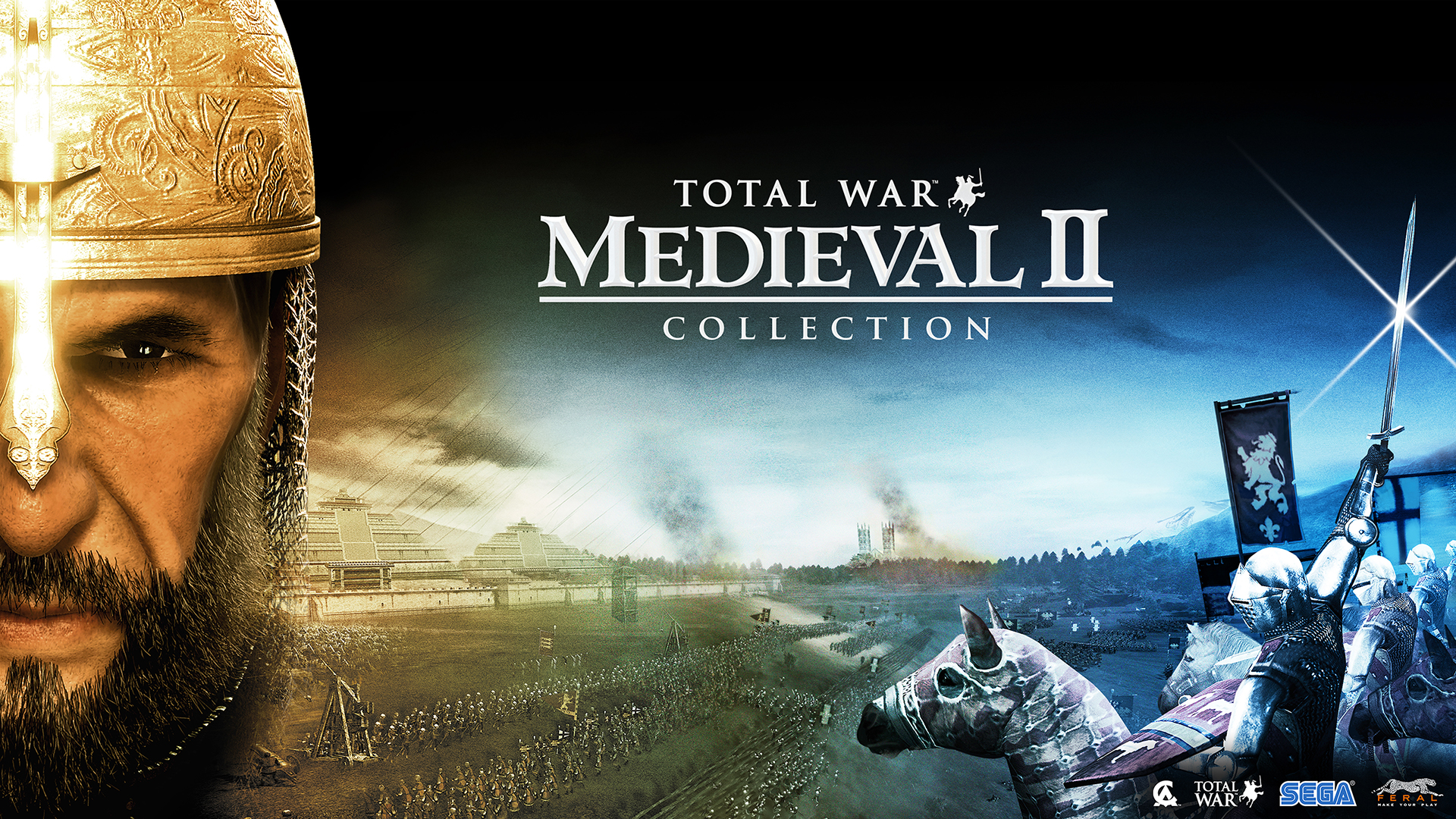 Medieval II: Total War™ for Mac - Media | Feral Interactive