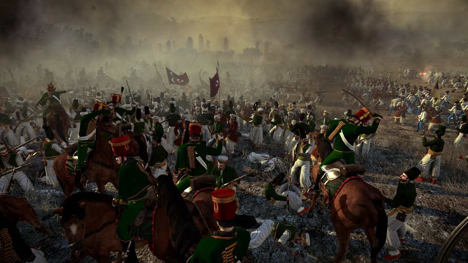 A brutal clash takes place between the Hungarian Hussars and the Beylik Musketeers.