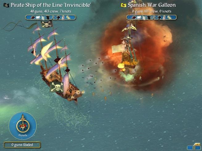 Уважаемый пользователь, ссылки на Sid Meiers Pirates: Live The Life! .