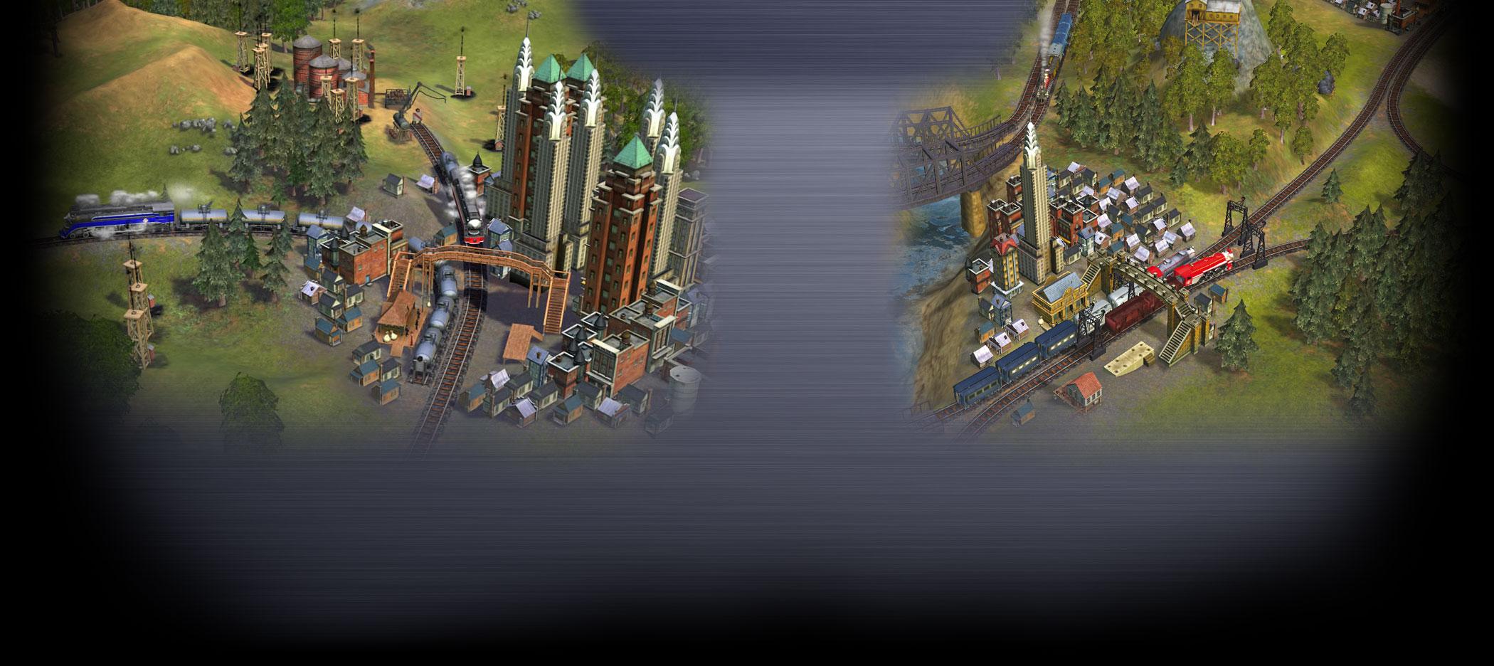 Sid Meier's Railroads! for Mac - Heritage | Feral Interactive