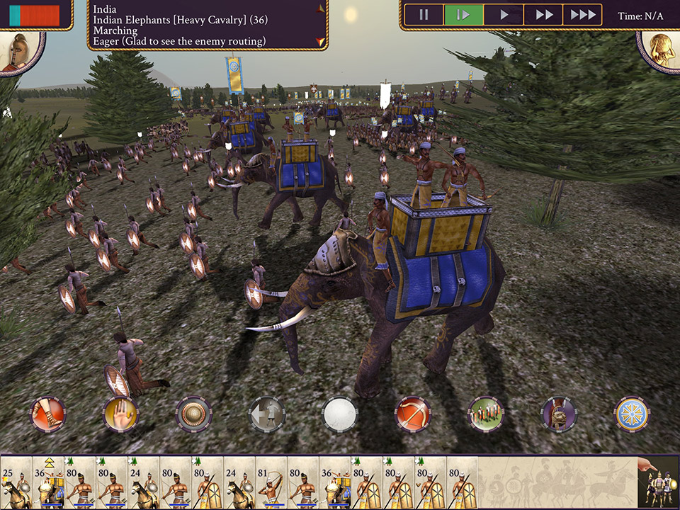 ROME: Total War for mobile - Alexander | Feral Interactive