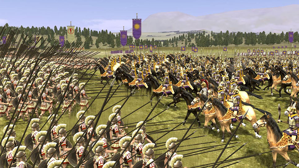 ROME: Total War for Mac - DLC | Feral Interactive