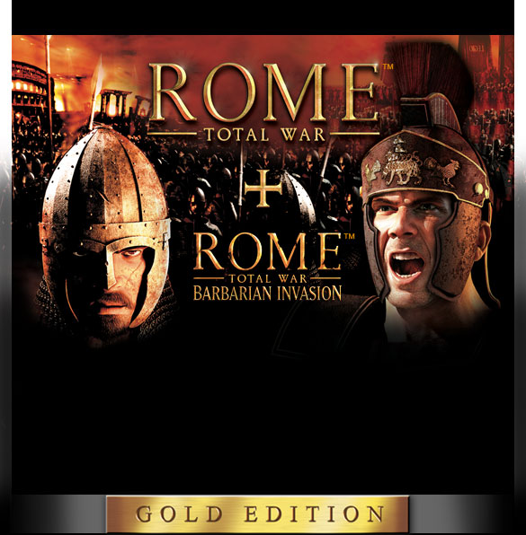 Rome: Total War Gold Edition Homepage