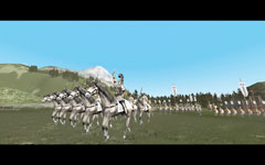 Rome: Total War Seige Weapons